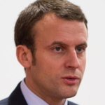 photo Emmanuel Macron [CC BY-SA 2.0 ], via Wikimedia Commons