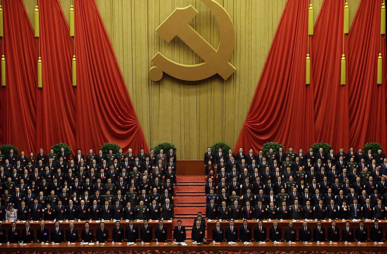 Сталин и Мао слушают нас...